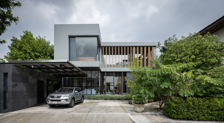 Zanolari 's House / HAA Studio, © Rungkit Charoenwat