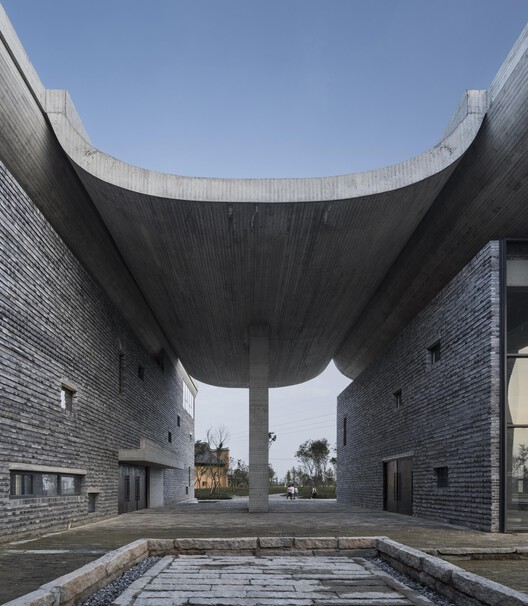 Парк культуры Тянь Хань / Региональная студия WCY.  Фото: © Ли Яо