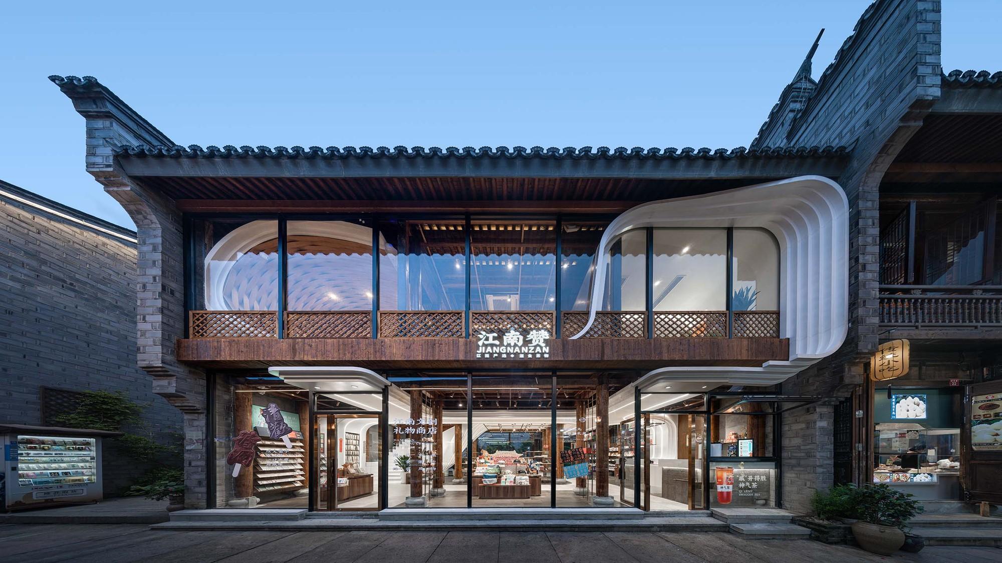 Jiangnan Zan Store / LYCS Architecture