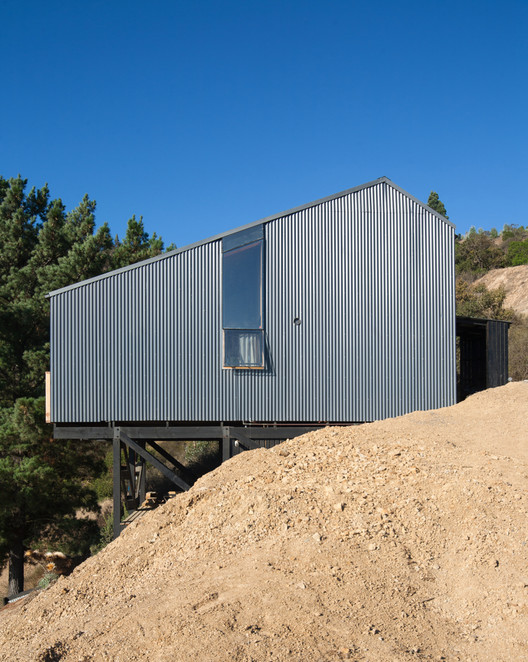 House in Alto Grande / includes + Palma.  Photo © Andres Maturana