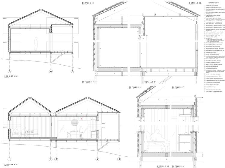 House Caps / Architecture Shuaiba + District.  Courtesy of Architecture Shuaiba + District