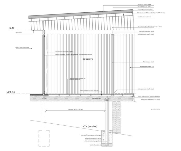 Casa Origami / Mas Fernandez Arquitectus + or Arquitectus.  Courtesy of Mas Fernandez Arquitectos + OR Arquitectos