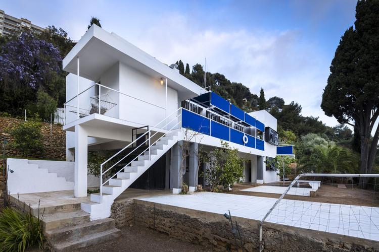 La Villa E-1027 de Eileen Grey fue restaurada y abre sus puertas al público, © Manuel Bougot