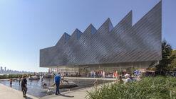 Galeria Polygon / Patkau Architects