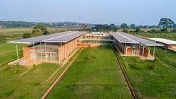 Hospital de Cirurgia Infantil / Renzo Piano Building Workshop + Studio TAMassociati