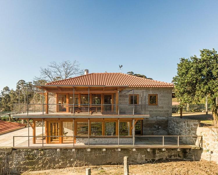 São Cosme House / Carlos Castanheira, © Fernando Guerra | FG+SG