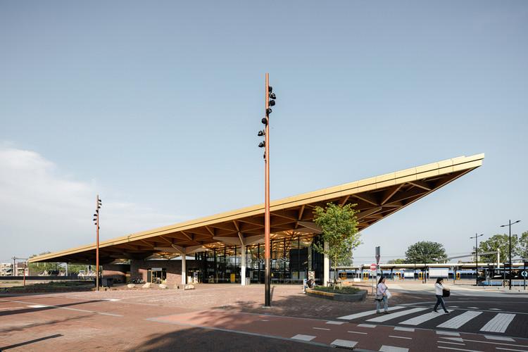Assen Railway Station.  Photo © Sebastian Van Dam