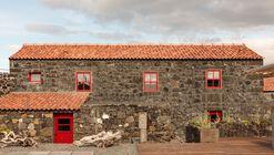 Adega do Fogo Holiday Home / Diogo Mega Architects