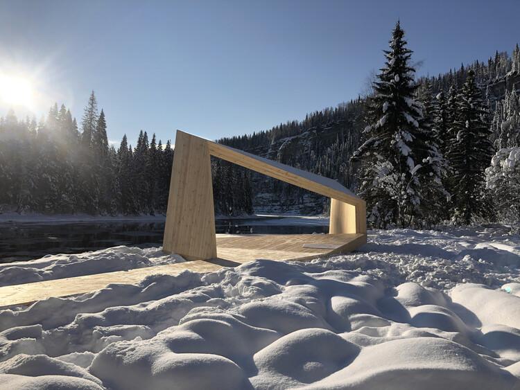 Usva Viewpoint / Ad Hoc Architecture, Courtesy of Ad Hoc Architecture