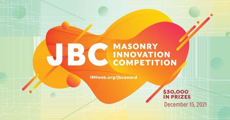 JBC Masonry Innovation Competition