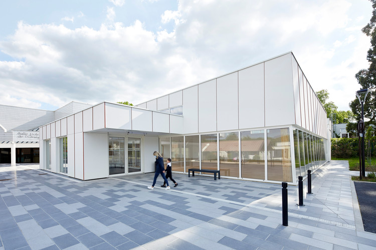 Sports Hall  / Lemoal Lemoal Architectes, © Elodie Dupuis