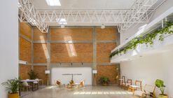 Community Space Karakórum 221 / Elipsis Arquitectos