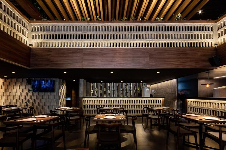 Restaurante Argentalia / faci leboreiro arquitectura, © Onnis Luque