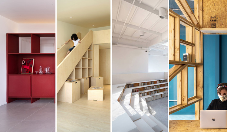 Design Depot: 30 Projects that Explore Diverse Storage Solutions , © ArchDaily