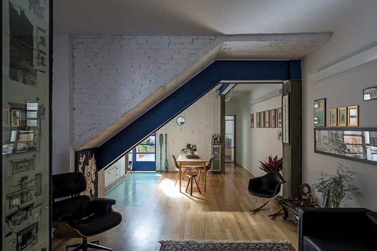 Apartamento Apêrol / vapor arquitetura. Image © Leonardo Finotti