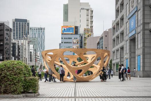 Global Bowl / Akihisa Hirata. Image © ToLoLo studio