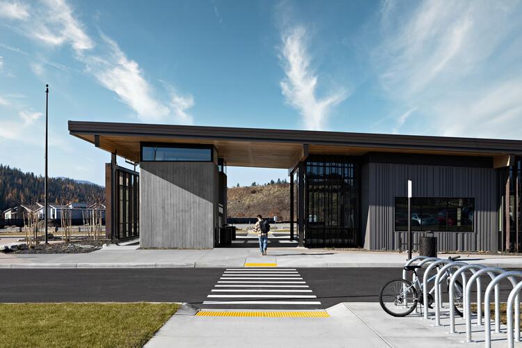 Riverstone Transit Center / ALSC Architects, © Tony Roslund Photography