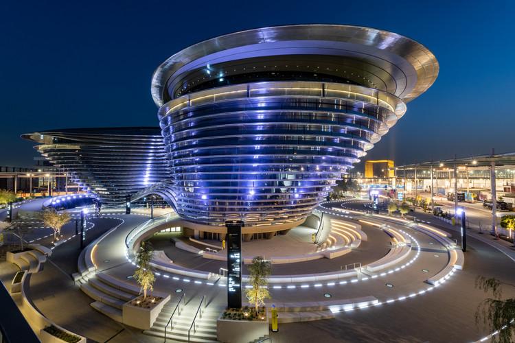Foster + Partners projeta Pavilhão na Mobilidade na Expo 2020 Dubai, © Expo 2020 Dubai