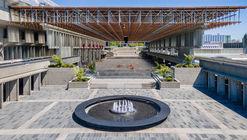 Burnaby Campus Plaza Renewal / PUBLIC Architecture + Communication