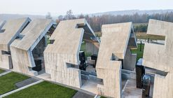Mausoleum of Martyrdom of Polish Villages / Nizio Design International