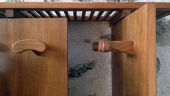 No hay arquitectura pequeña: Un perchero en la casa de Miguel Fisac