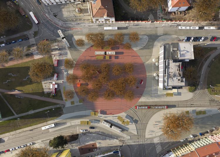 CHYBIK + KRISTOF Reimagine the Historic Mendel Square in Brno, Courtesy of CHYBIK + KRISTOF Architects & Urban Designers