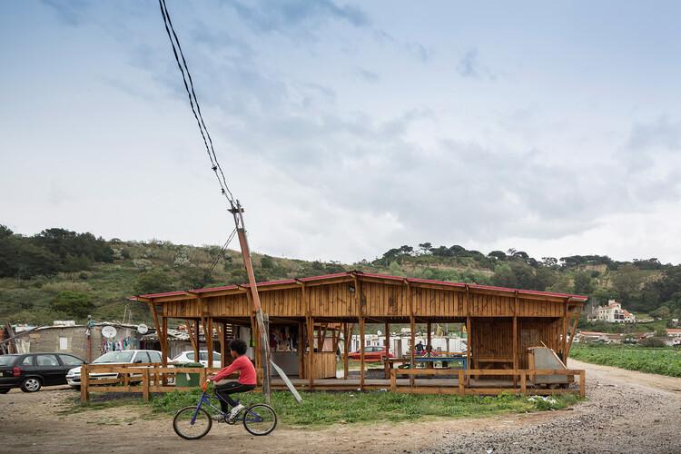 Cozinhas comunitárias: o desafio de criar raízes em comunidades de refugiados, © Fernando Guerra | FG+SG