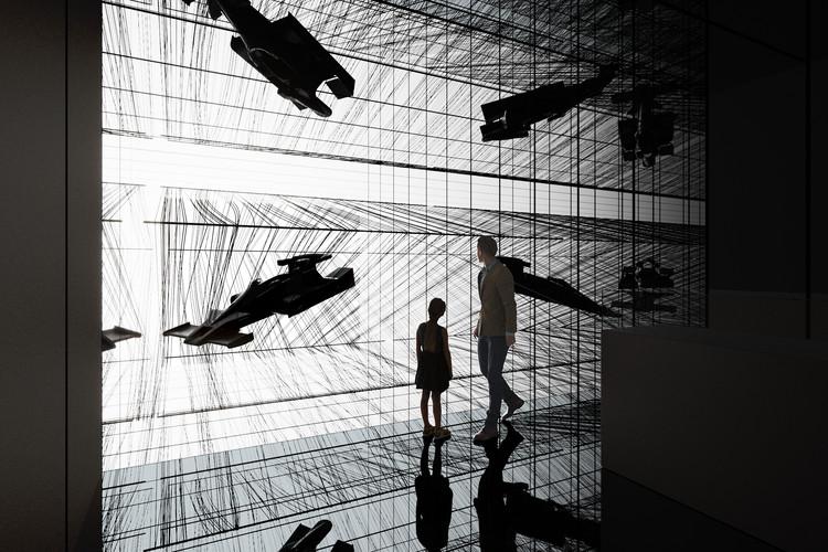 CRA-Carlo Ratti Associati e Italo Rota diseñan el Museo de Fibra de Carbono (y se construirá con ese mismo material), Cortesía de CRA-Carlo Ratti Associati
