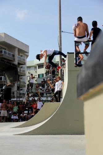 Alan Mosque Skatepark/Spot.  Image © Vinicius Peron