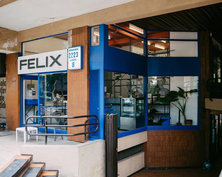 Felix café / Oficina Bravo, © Carlos Molina