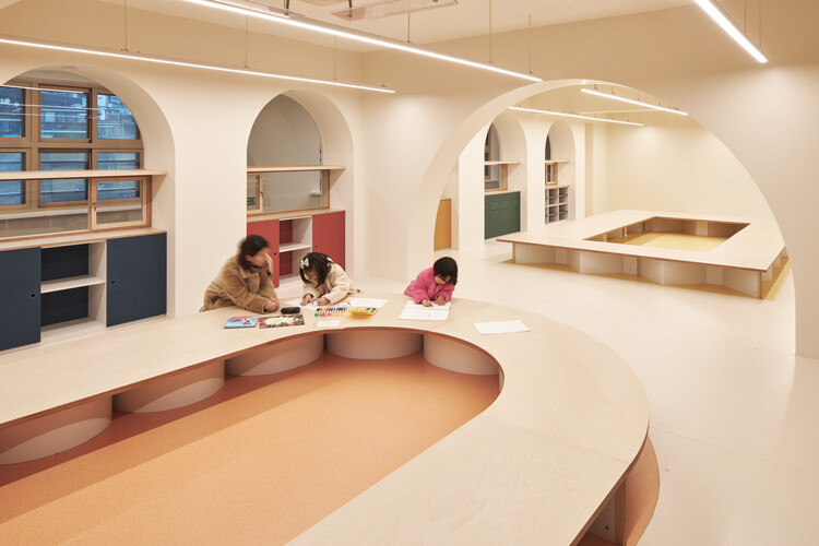 Maker-Space Sungwon / GUBO Architects, © Hanul Lee