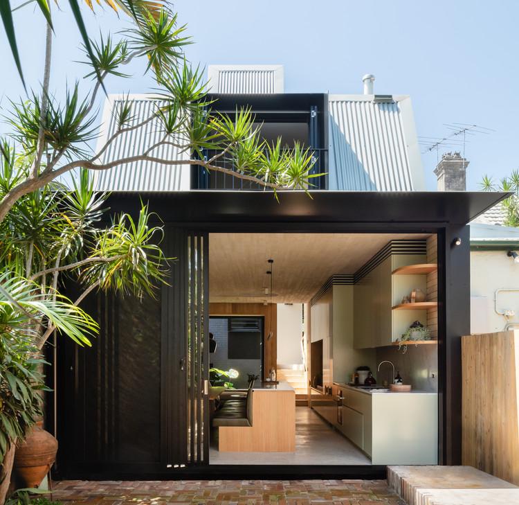 Concrete Blonde House / Carter Williamson Architects, © Katherine Lu