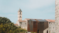 Convent Saint François / Amelia Tavella Architectes