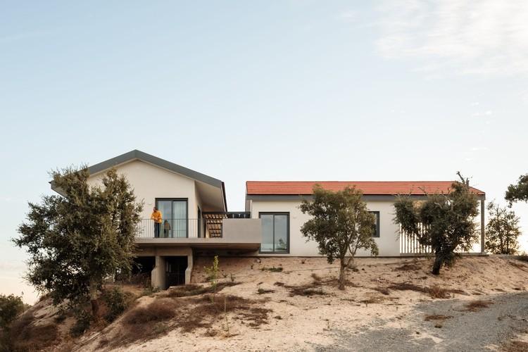 Casa Monte da Caliça / A+, © Francisco Nogueira