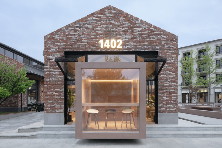 1402 Coffee Shop in Aranya / B.L.U.E. Architecture Studio, © Zhi Xia