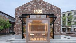 1402 Coffee Shop in Aranya / B.L.U.E. Architecture Studio