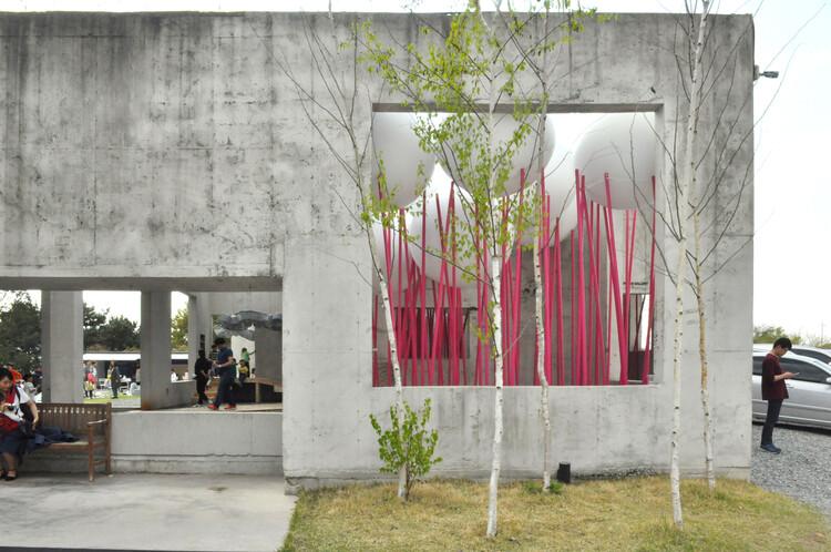 Pavilhão para Crianças Floresta de Nuvens / UNITEDLAB Associates, © Pace Studio