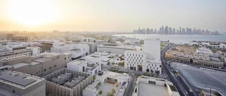 Msheireb Downtown Doha Masterplan / Allies and Morrison + AECOM + Arup, © Hufton + Crow