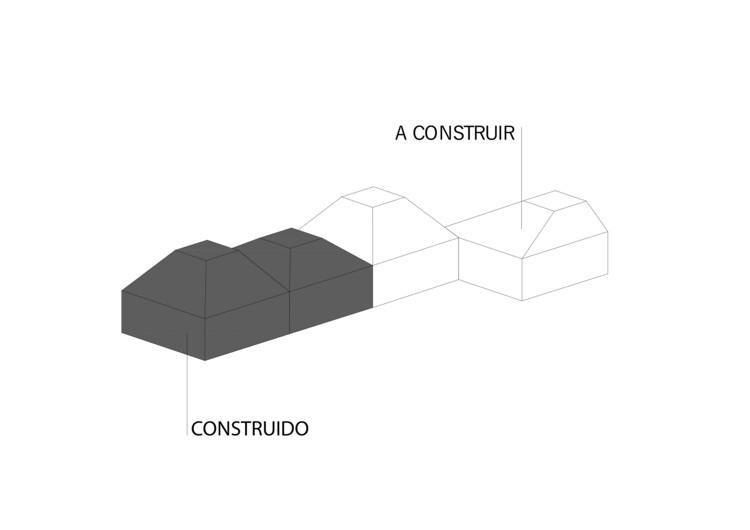 Диаграмма - построено и будет построено
