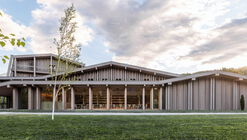 Hotel Bohinj Revitalised / OFIS Architects