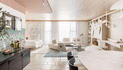 Loft Cosmopolitan / Mariana Pesca Arquitetura