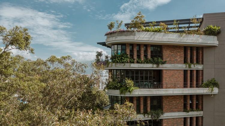 Edifício El Gulungo / ALH Taller de Arquitectura, © Mateo Soto