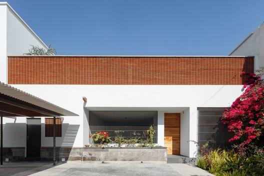 Casa zuno / SPRB arquitectos