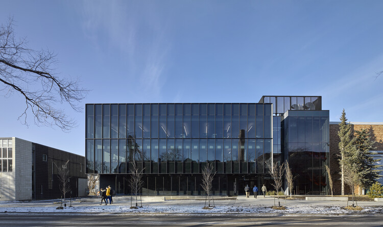 Stanley Pauley Engineering Building / Stantec Architecture , © James Brittain