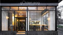 Golden Egg Café / mh architects