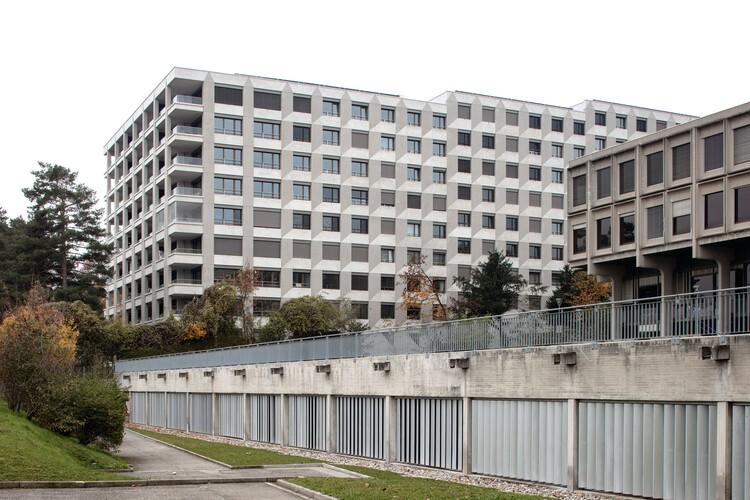 Edificio de viviendas Dr. Prévost  / Nomos, © Paola Corsini