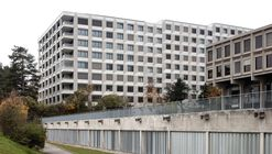Dr. Prévost Housing / Nomos