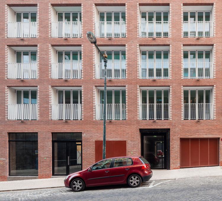 Edificio Tasso / Nomos, © Ricardo Loureiro