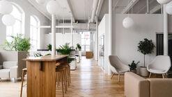 Escritórios Sodexo Montreal / Atelier l'Abri + Vives St-Laurent