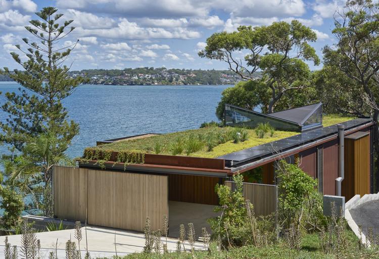 Bundeena Beach House / Grove Architects.  © Фотография Майкла Николсона